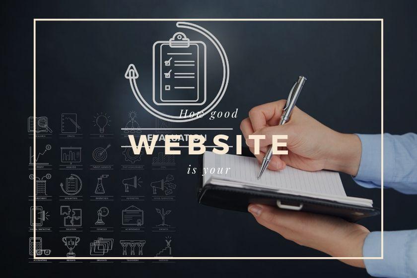 How good is your website