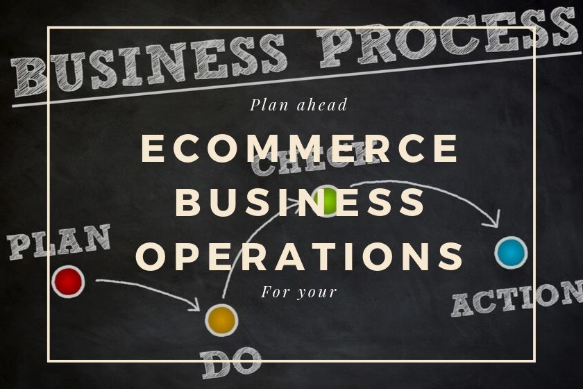 Ecommerce Business Operations