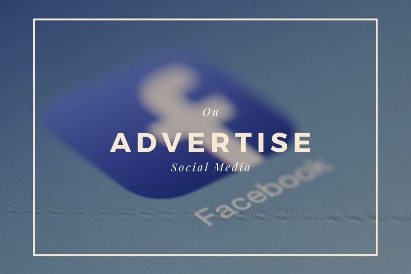 Advertise on Social Media