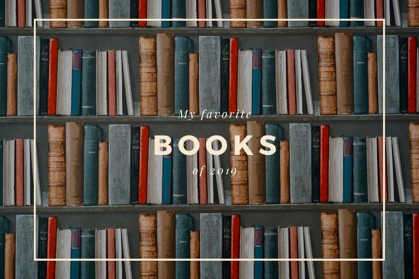 My favorite reads from 2019