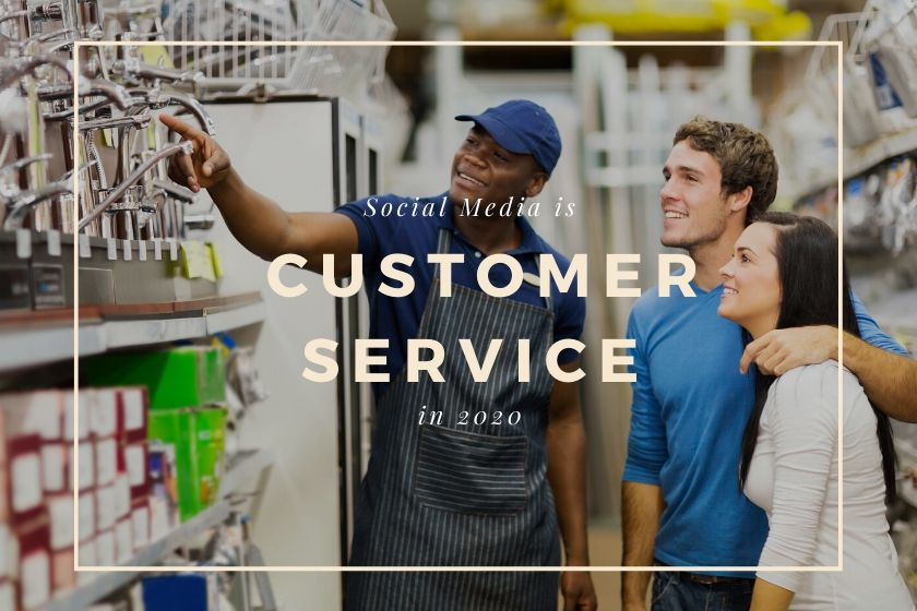 Social Media is Customer Service