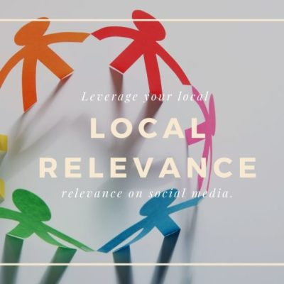 Local Relevance on Social Media